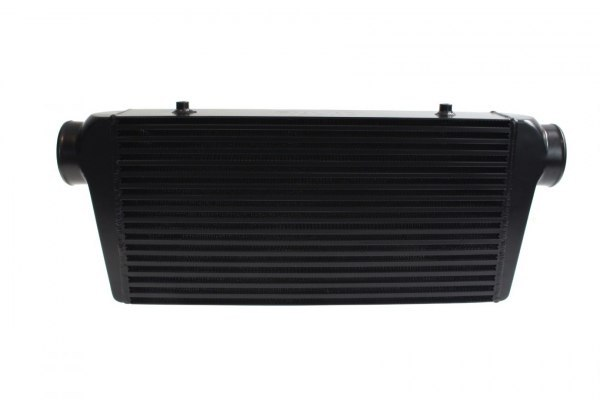 "Intercooler TurboWorks 600x300x100 3"" BAR AND PLATE Czarny - GRUBYGARAGE - Sklep Tuningowy"